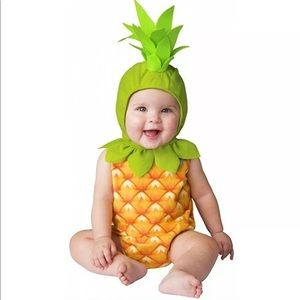 2T pineapple toddler suit  costume